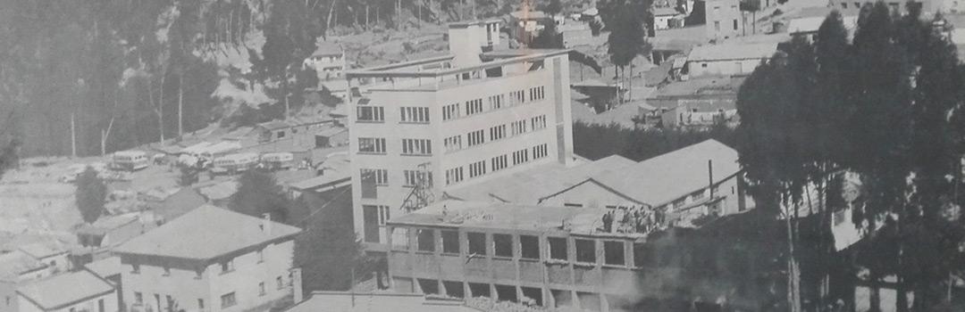 comienza a funcionar la fábrica en la ciudad de La Paz